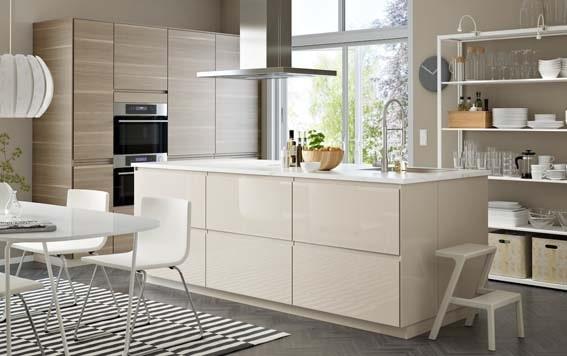 îlot central cuisine équipée IKEA