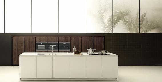 cuisine de luxe Piero Lissoni design italien Boffi