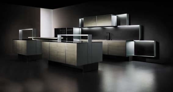 cuisine de luxe Poggenpohl design Porsche