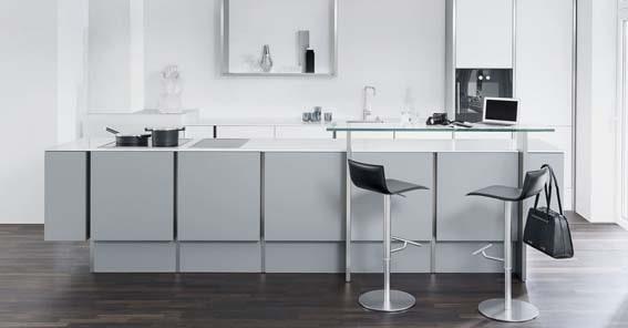 cuisine de luxe design Porsche Poggenpohl