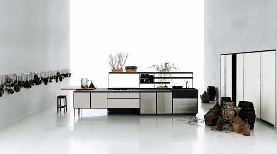 cuisine de luxe Patricia Urquiola design italien Boffi