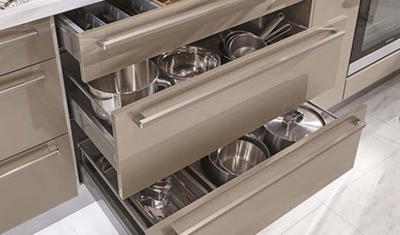 rangement intérieur tiroir cuisine Conforama